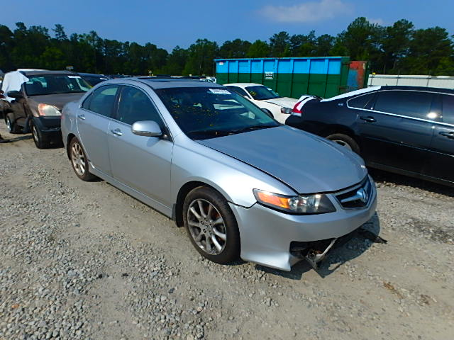 Salvage 2007 ACURA TSX - Small image. Lot 20915714