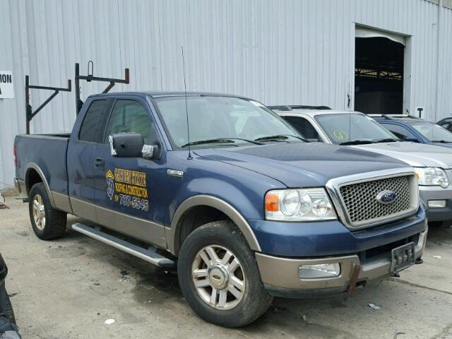Salvage 2004 FORD F150 - Small image. Lot 31829357