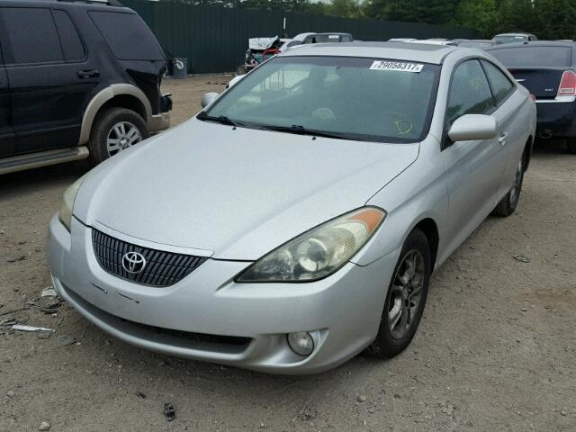 Branded Salvage Cert 1 2005 Toyota Camry Coupe 24L 4 For Sale in