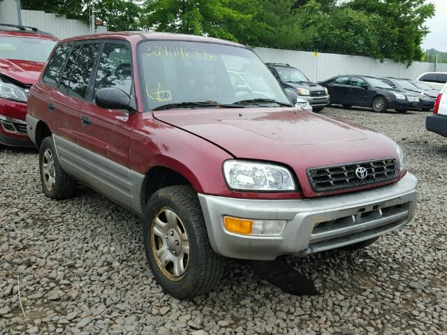 Salvage 2000 TOYOTA RAV4 - Small image. Lot 32404677
