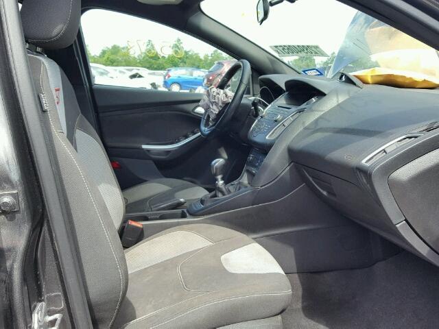 vin 1fadp3l99fl347736 2015 ford focus st interior view lot 28940657