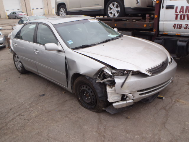 Salvage 2003 TOYOTA CAMRY - Small image. Lot 15534805