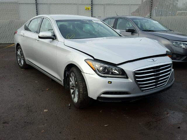 Salvage 2015 HYUNDAI GENESIS - Small image. Lot 18369757