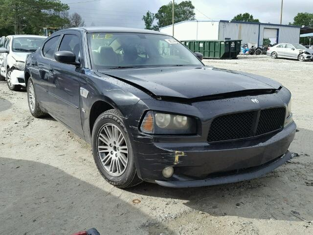 Salvage 2006 DODGE CHARGER - Small image. Lot 30379937