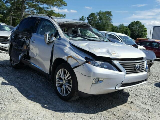 Salvage 2013 LEXUS RX350 - Small image. Lot 32473047
