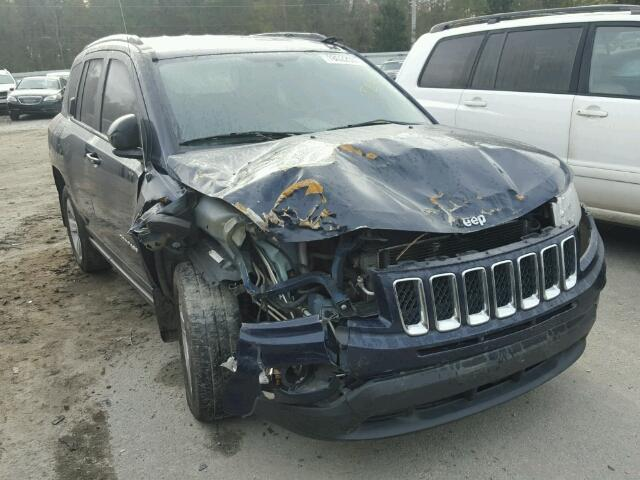 Salvage 2013 JEEP COMPASS - Small image. Lot 18022037
