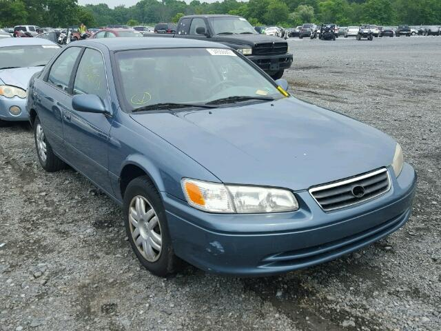 Salvage 2000 TOYOTA CAMRY - Small image. Lot 34556947