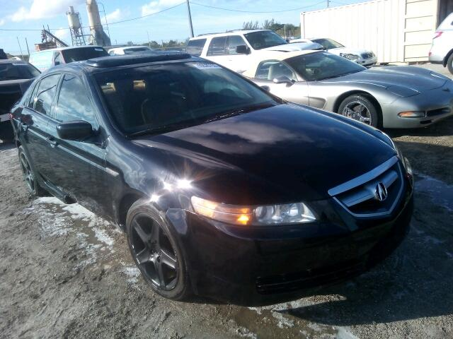 Salvage 2005 ACURA TL - Small image. Lot 15525756