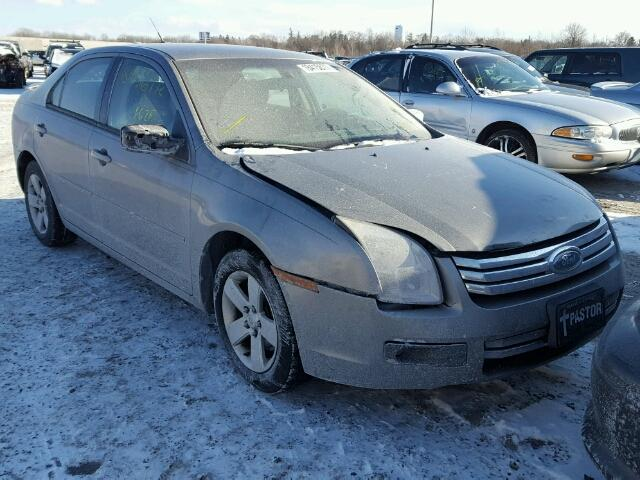 Salvage 2008 FORD FUSION - Small image. Lot 18415677