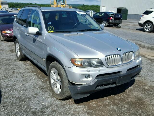Clean Title 2006 BMW X5 4dr Spor 44L 8 For Sale in York Haven PA