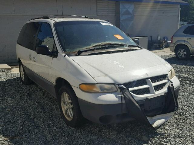 Used 1999 DODGE CARAVAN - Small image. Lot 22326857