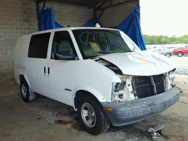 Salvage 2001 CHEVROLET ASTRO - Small image. Lot 26784657