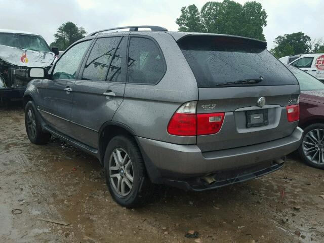 Salvage Certificate 2006 BMW X5 4dr Spor 30L 6 For Sale in China