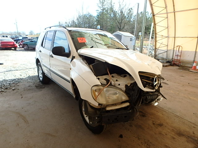 Salvage 1998 MERCEDES-BENZ ML320 - Small image. Lot 14269936