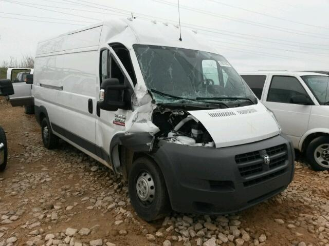 Salvage 2015 RAM PROMASTER - Small image. Lot 16031806