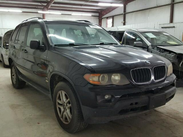 Clean Title 2006 BMW X5 4dr Spor 30L 6 For Sale in Mercedes TX