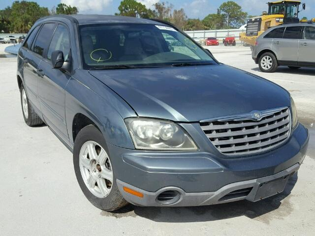 Salvage 2006 CHRYSLER PACIFICA - Small image. Lot 41734407