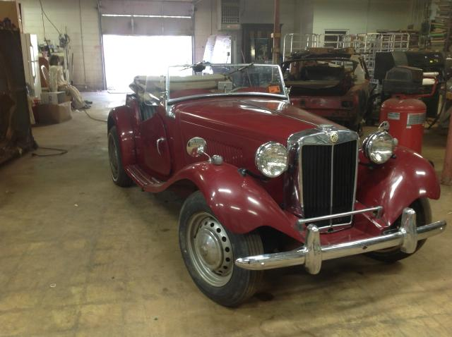 Used 1952 MG ALL MODELS - Small image. Lot 39728007