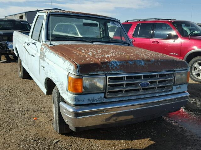 1987 Ford F150 >> 1987 Ford F150 4 9l 6 For Sale In Amarillo Tx Lot 33283907