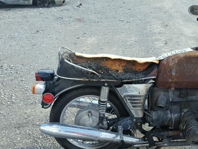 non-repairable 1972 bmw motorcycle for sale in lebanon (tn) - 40227937