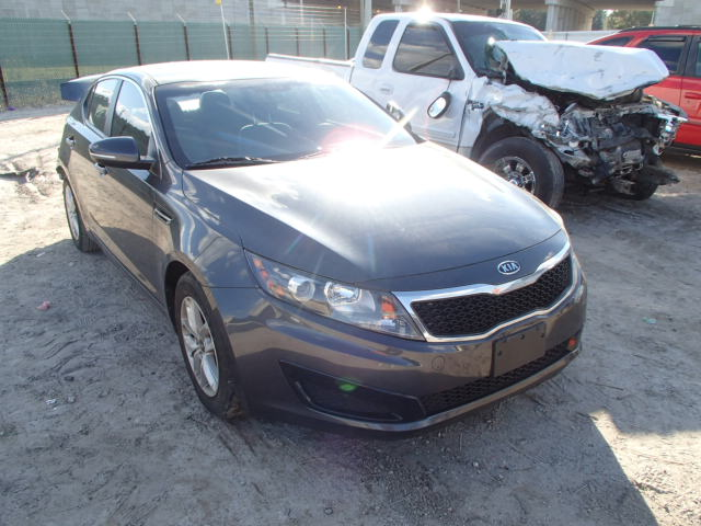 Salvage 2011 KIA OPTIMA - Small image. Lot 15646355