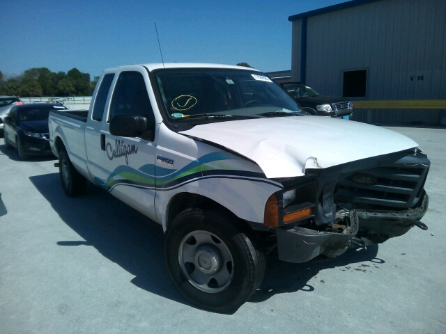 Salvage 2006 FORD F250 - Small image. Lot 17565586