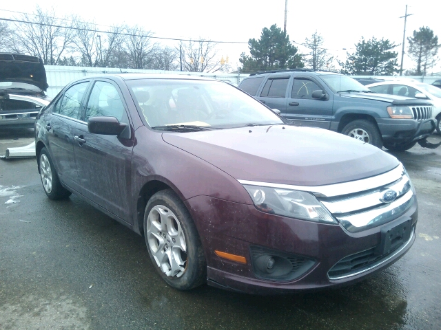 Salvage 2011 FORD FUSION - Small image. Lot 17334376