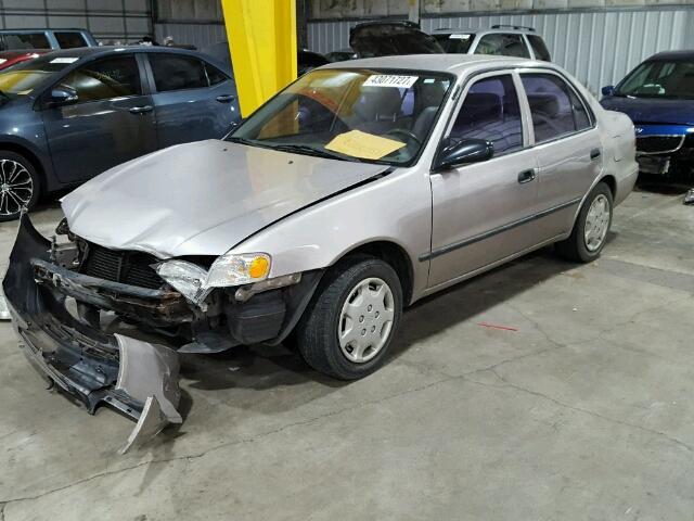 Clean Title 1998 Toyota Corolla Sedan 4d 18L 4 For Sale in