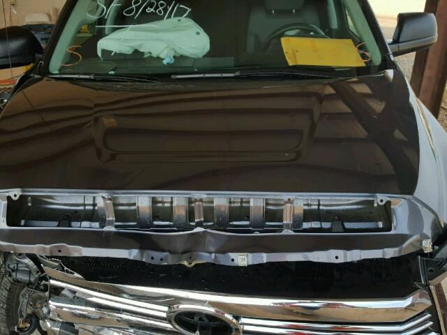 Salvage  Parts Only 2016 Toyota Tundra Crew Pic 57L 8 For Sale