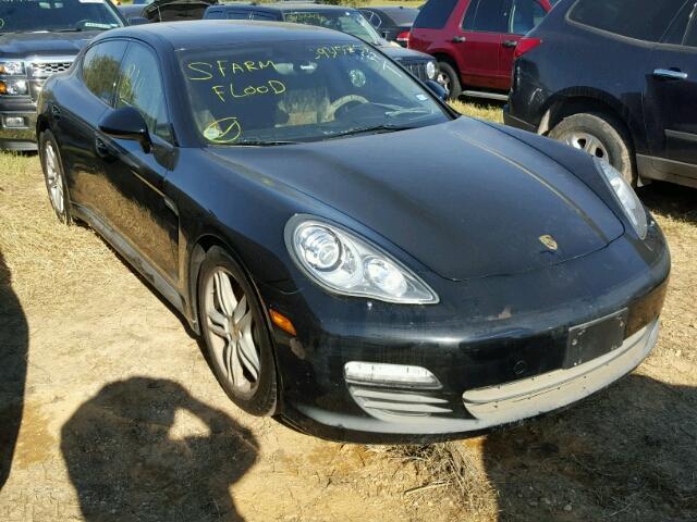 Clean Title 2011 Porsche Panamera Sedan 4d 48L 8 For Sale in East