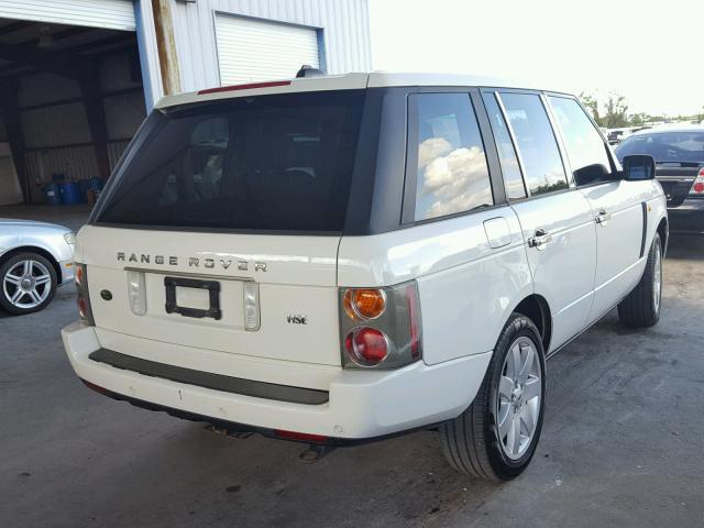 Clean Title 2005 Land Rover Rangerover 4dr Spor 44L 8 For Sale in