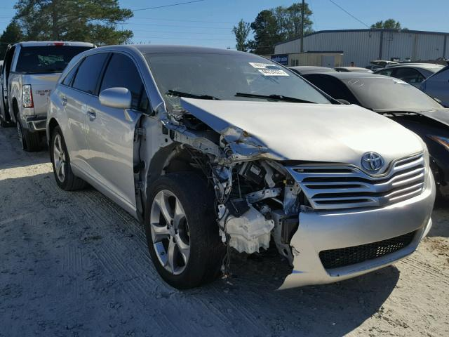 Salvage 2010 TOYOTA VENZA - Small image. Lot 44724327