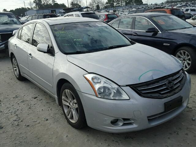 Salvage 2010 NISSAN ALTIMA - Small image. Lot 18900587