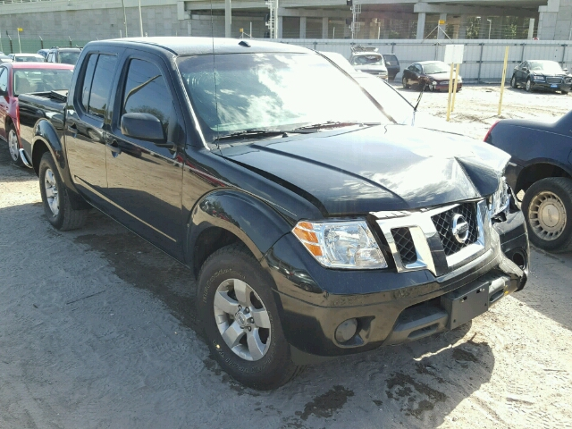Salvage 2013 NISSAN FRONTIER - Small image. Lot 19289906