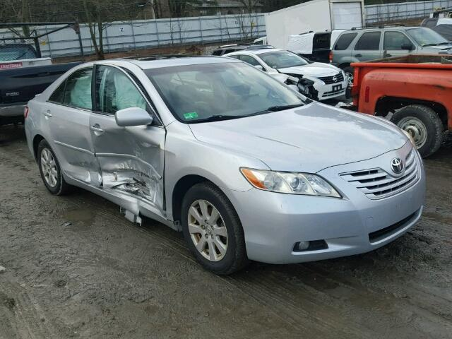 Salvage 2007 TOYOTA CAMRY NEW - Small image. Lot 18041977