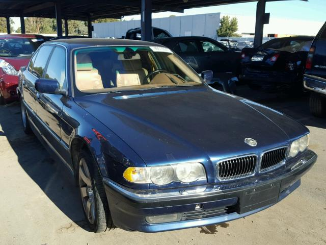 Used 2001 BMW 7 SERIES - Small image. Lot 48519547