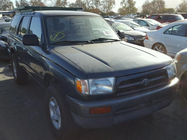 Salvage 1998 TOYOTA 4RUNNER - Small image. Lot 48821077