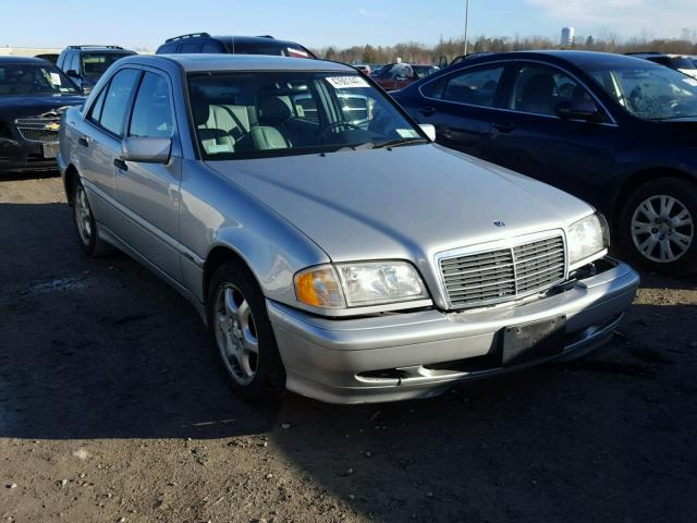 Salvage certificate 1999 mercedes benz c 230 sedan 4d 23l 4 for 1999 mercedes benz c 230 vin wdbha24g2xa687200 auction date 12182017 damage front end auction leroy ny current offer 0 sciox Images