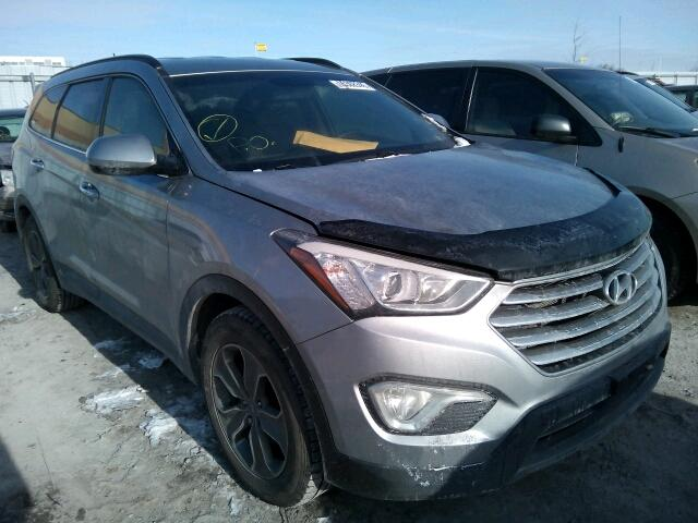 Salvage 2013 HYUNDAI SANTA FE - Small image. Lot 15368346