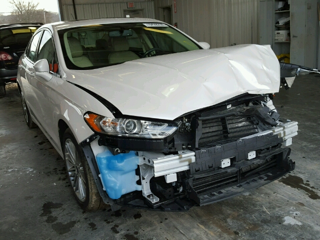 Salvage 2014 FORD FUSION - Small image. Lot 19428236