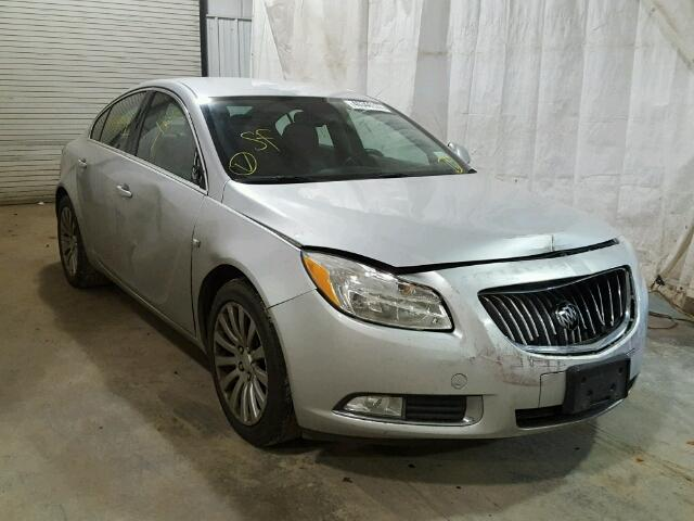 Salvage 2011 BUICK REGAL - Small image. Lot 49344127