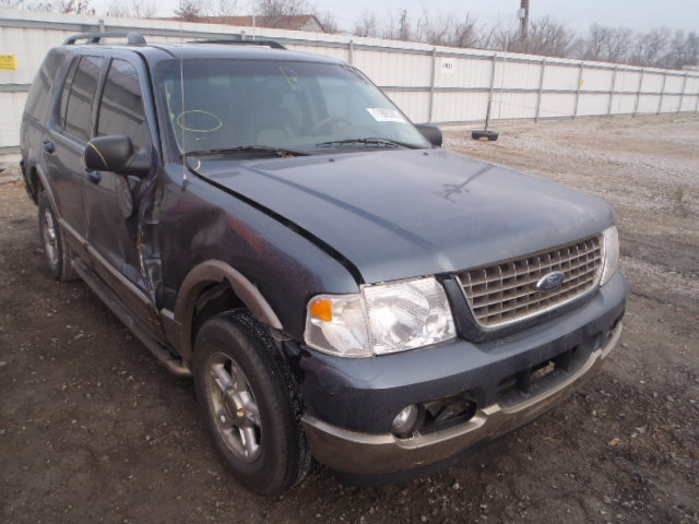 Salvage 2003 FORD EXPLORER - Small image. Lot 11996283