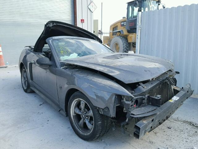Salvage 2004 FORD MUSTANG - Small image. Lot 21685467