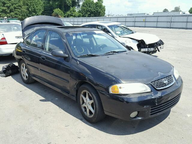 Salvage 2001 NISSAN SENTRA - Small image. Lot 38534187