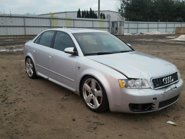 Salvage 2005 AUDI S4/RS4 - Small image. Lot 21773448
