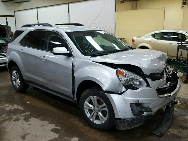 Salvage 2011 CHEVROLET EQUINOX - Small image. Lot 18471406