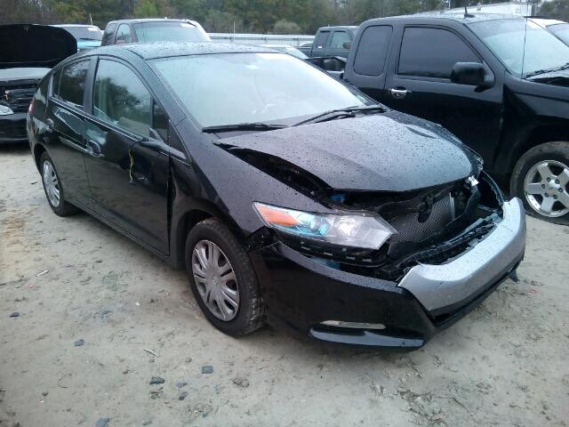 Salvage 2011 HONDA INSIGHT - Small image. Lot 16118906