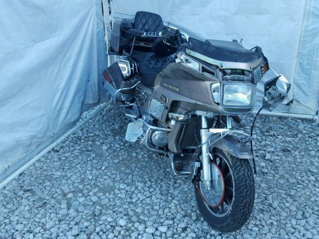 Bill Of Sale 1984 Honda Gl Cycle Road Str 4 For In Walton KY