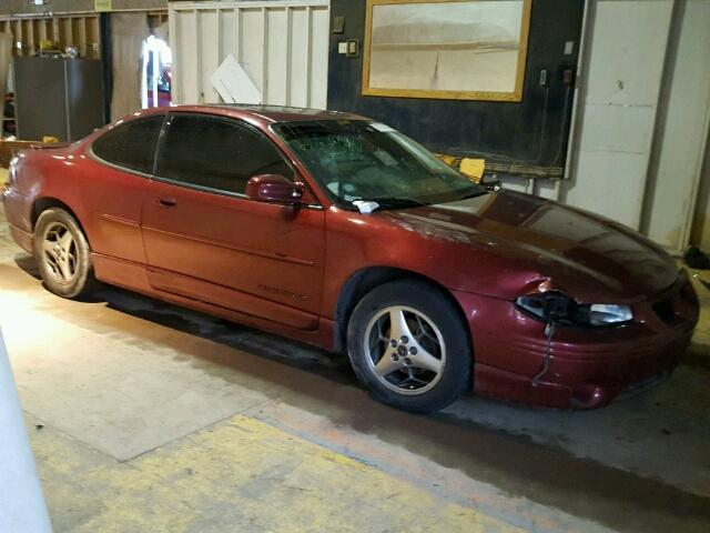 Salvage 2002 PONTIAC GRANDPRIX - Small image. Lot 18752197