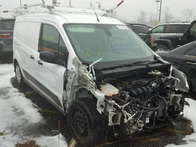 Salvage 2015 FORD TRANSIT CO - Small image. Lot 22141328